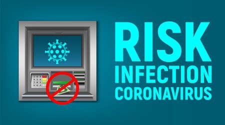 Coronavirus infection risk