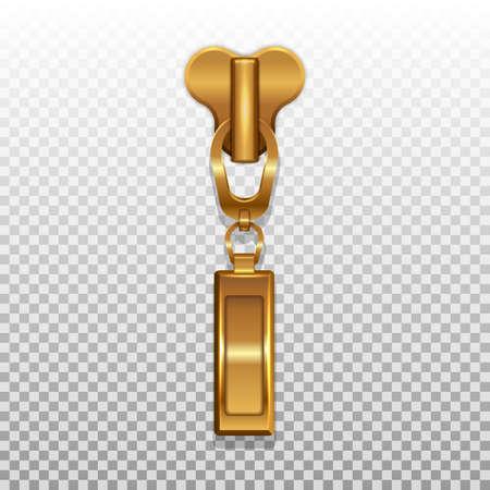 zipper slider vector