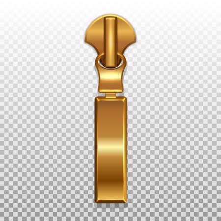 zipper slider vector8