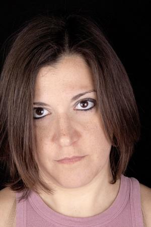 portrait of girl of the next door