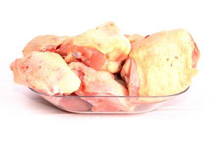 a chicken pieces