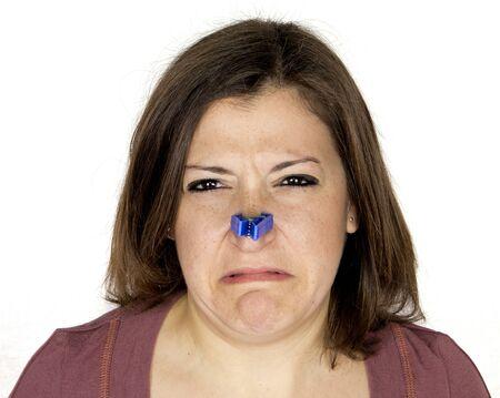 bad smell: bad stink