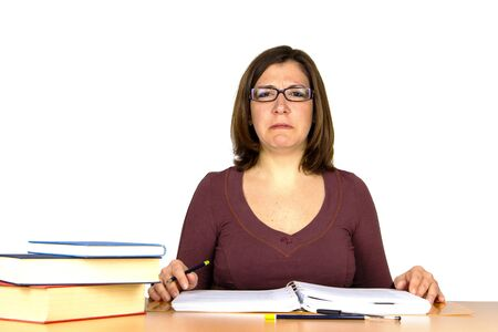 fear study photo
