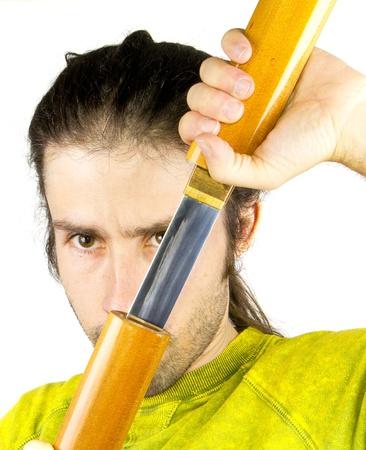 ninja tool: samurai men