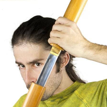 ninja tool: looking men samurai