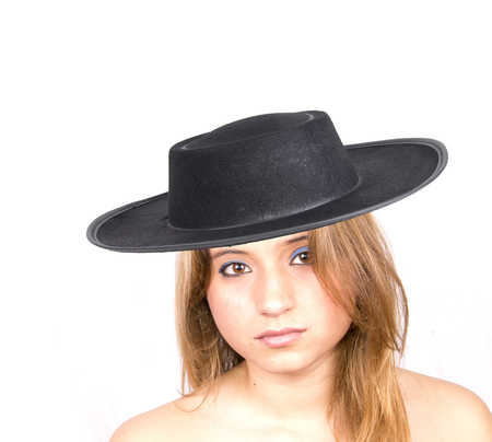 cowboy girl photo