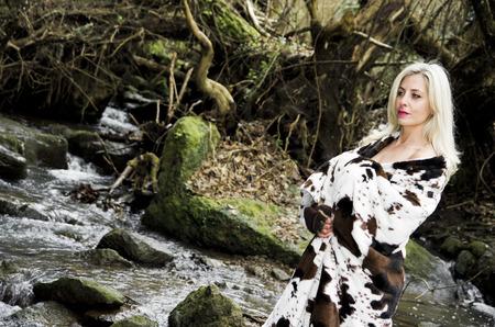 medioeval: viking lady