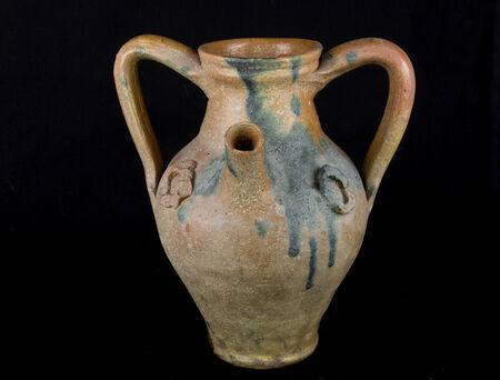 decorative urn: ancient jug