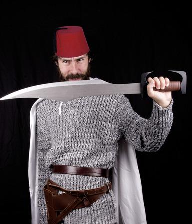 medieval muslim photo