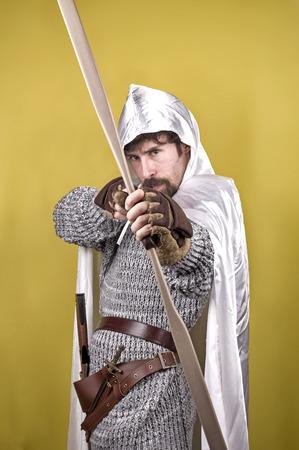 assassin: assassin bowman Stock Photo