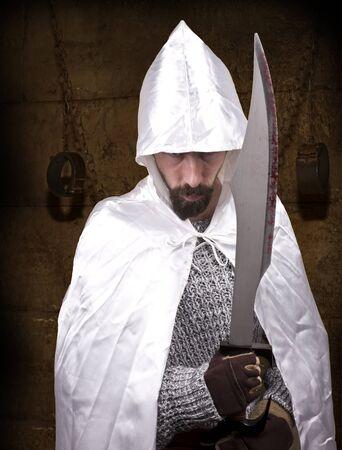 white executioner photo