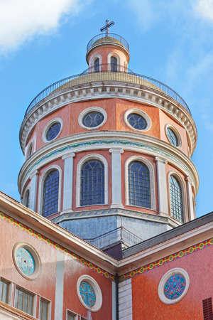 Tindari, シチリア, イタリアの聖域 写真素材