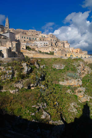 basilicata: Matera, Basilicata, Italy, Europe Stock Photo