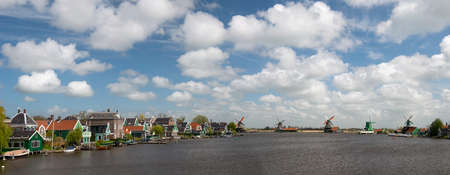 zaanse: Zaanse Schans Holland village
