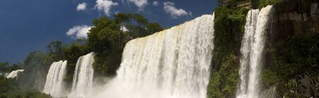 argentinian: Iguazu falls the Argentinian side