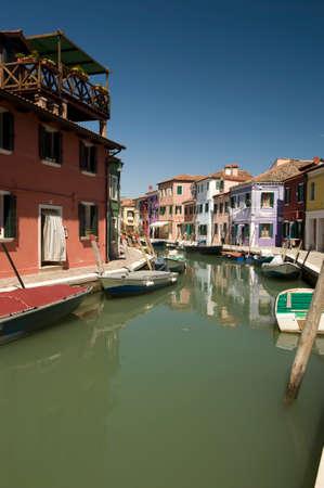 Burano island, near of Venice