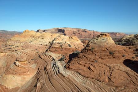 paria canyon: The Wave, Paria Canyon, Arizona