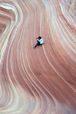 The Wave Paria Canyon Arizona photo