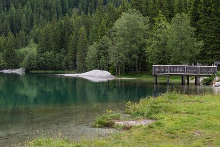 belongs: The Antholzer See Italian: Lago di Anterselva; German: Antholzer See is a lake in the Antholzertal in South Tyrol, Italy. It belongs to the municipality of Rasen-Antholz