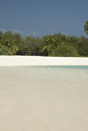 maldives island: Maldives island Stock Photo