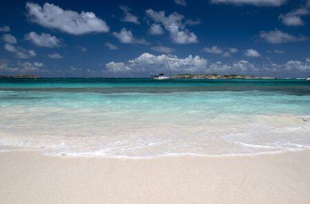 saint martin: Saint Martin, Caribbean sea