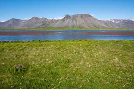 icelandic: icelandic landscape