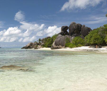 d'argent: Anse Source DArgent, Seychelles