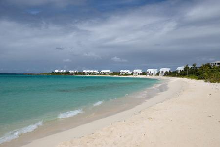 caribbean island: Anguilla Island, English Caribbean Island