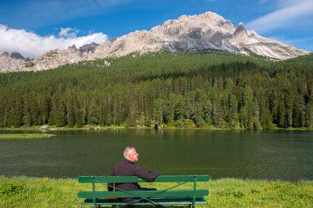 lake misurina: Misurina Lake, Dolomites, Italy