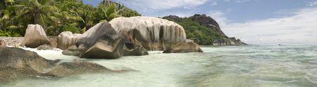argent: Anse Source DArgent, Seychelles