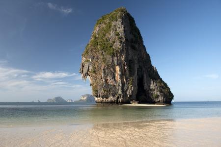 railay: Railay beach, Thailand