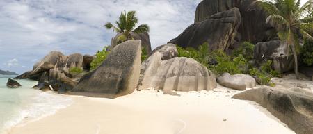 d argent: Anse Source DArgent, Seychelles