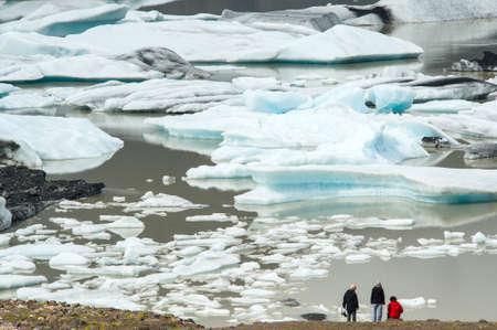 fjallsarlon: Fjallsarlon Glacier Lagoon, Iceland