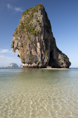 railay: Railay beach, Thailand