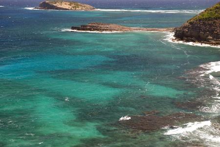 indies: St. Barth Island, Caribbean sea