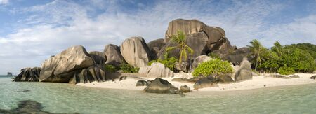 ladigue: Anse Source DArgent, Seychelles