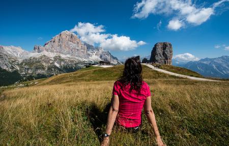 torri: Cinque Torri, Dolomites