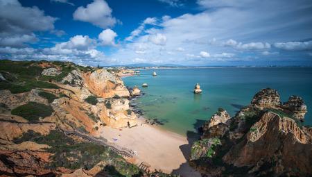 algarve: Praia do Camilo, Algarve, Portugal