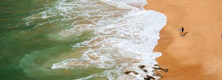 algarve: Praia de Carvoeiro, Algarve, Portugal