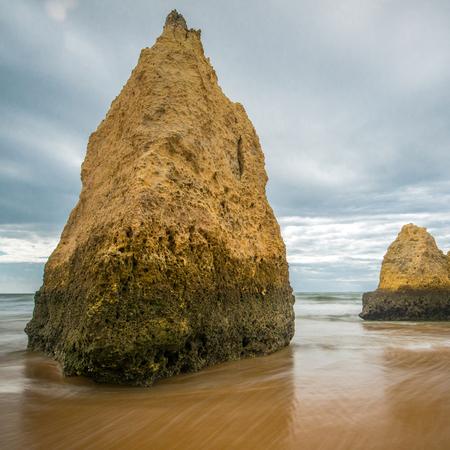 tres: Praia dos Tres Irmaos, Algarve, Portugal