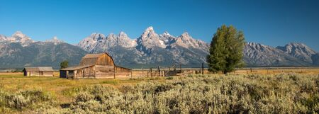 wyoming: Grand Teton National Park, Wyoming