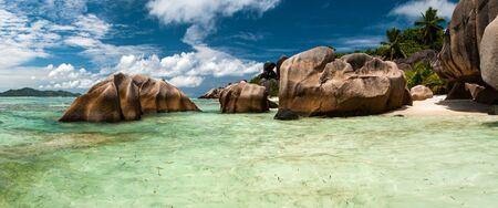 d argent: Ance Source DArgent beach, La Digue