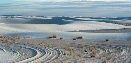 alamogordo: White Sand National Monument, New Mexico