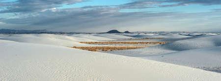 alamogordo: White sand national monument, New Mexico Stock Photo