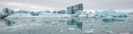 lagoon: Jokulsarlon glacer lagoon, Iceland