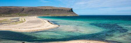 Patrekfjordur, Westfjords, Iceland