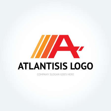 Business corporate letter A logo design template. A logo vector template. Letter A logo for business