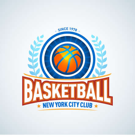 Basketball Championship Icon Ilustrace