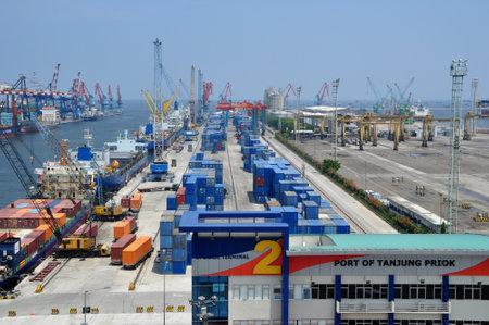 jakarta: Tanjung Priok International Port