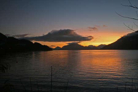 Anvil Island Sunset
